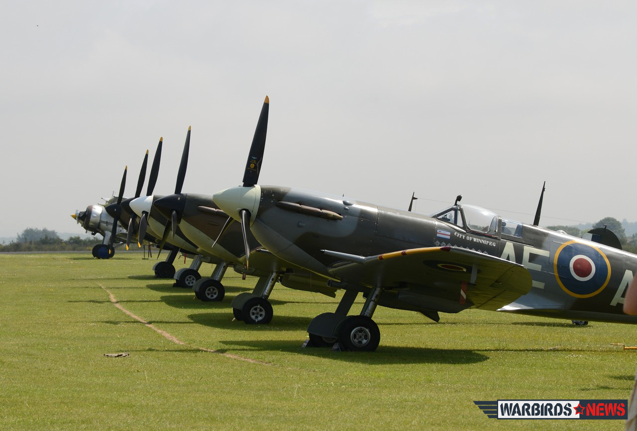 British fighters roundup (Image by Luigino Caliaro)