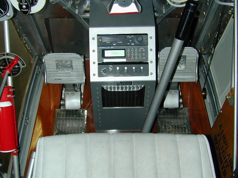Fairchild PT-23HO_N52020 (4)_Radio Console_Front Cockpit