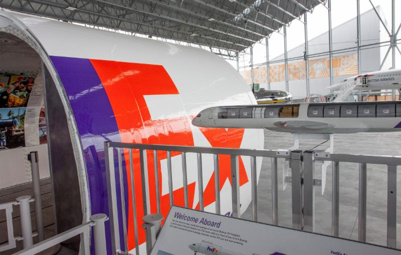 FedEx Exhibit