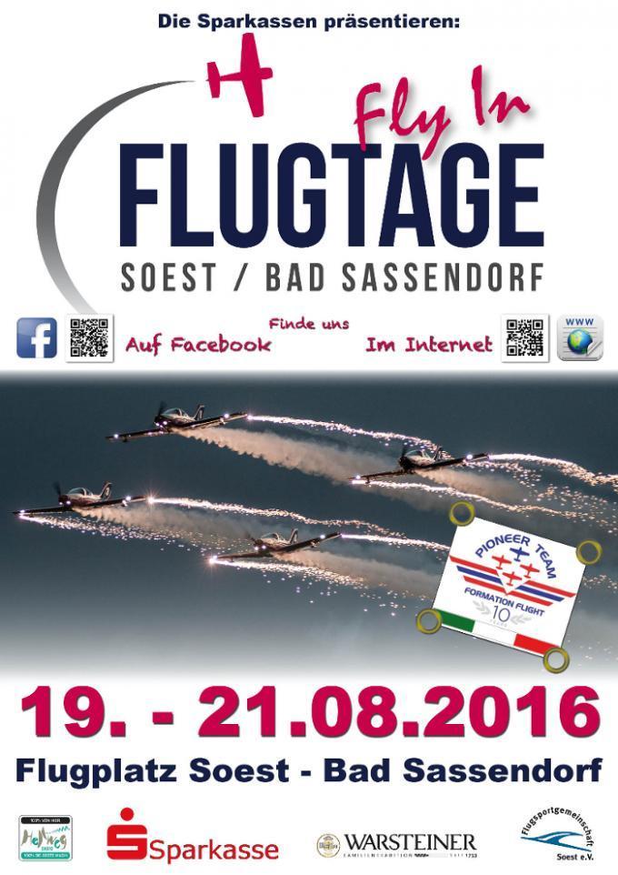 Flugtage2016 Plakat
