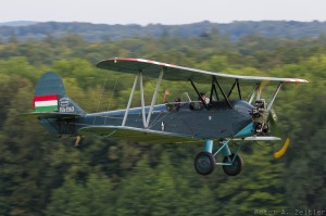 Polikarpov Po-2, one of only a handful of survivors. (Image Credit: Andreas Zeitler)