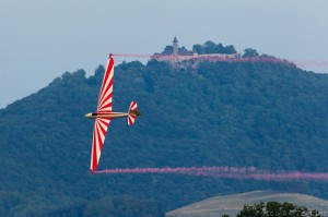 Glider performance at Hahnweide (Image Credit: Andreas Zeitler)