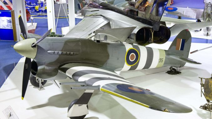 Hawker typhoon to go on display in canada thecheapjerseys Choice Image