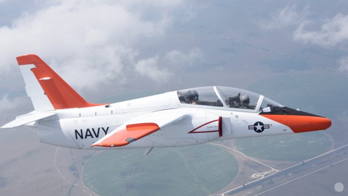 Victory Aviation Introduces Jet Training in the Siai