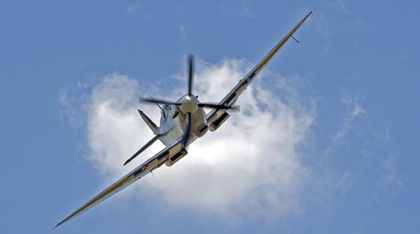 Flying Legends 2010.10/11July2010,Spitfires