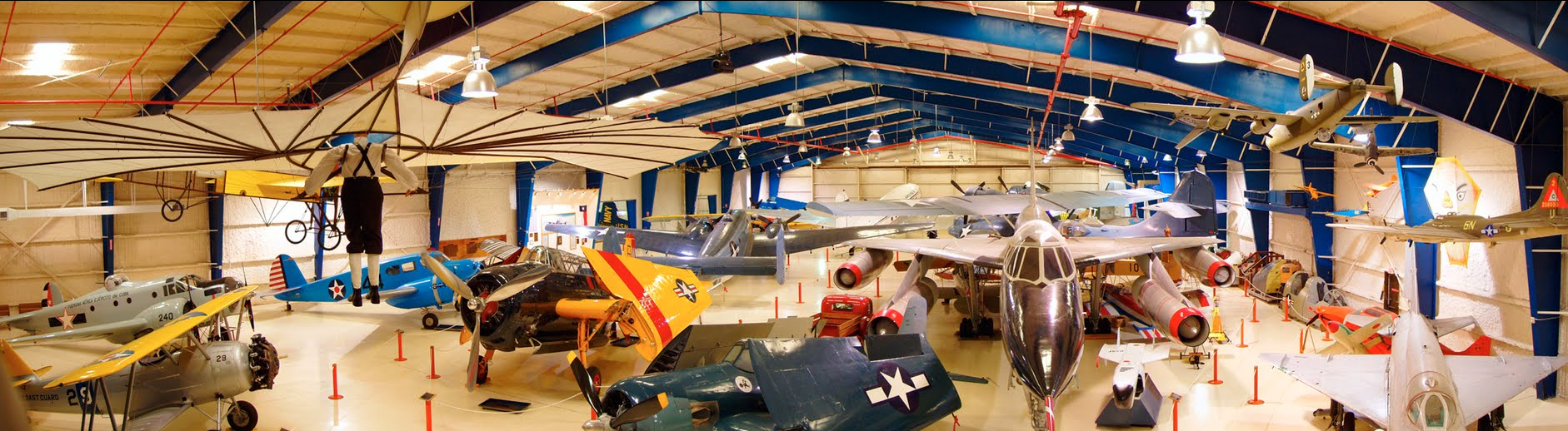 The Lone Star Flight Museum, a 501 (c)(3) self-supporting educational museum, began as a private aircraft collection in June 1985.