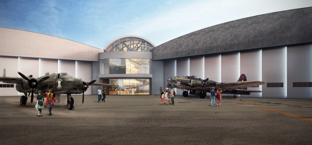 Lone Star Flight Museum-rendering-1000x467