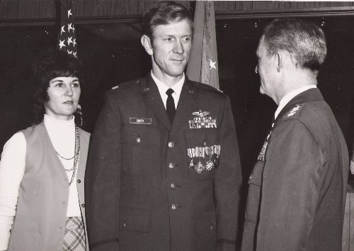 "Lt. Col. Richard ""Gene"" Smith, USAF, retired, was repatriated on March 14, 1973, 44 years ago, from Thailand after being held as a Prisoner of War for 5.5 years. Smith was shot down flying his 33rd mission on Oct. 25, 1967 during the Vietnam War. After graduating from Mississippi State University in 1956, he entered the Air Force and began a 22 year career. Smith served as the 50th Flying Training Squadron Commander, Assistant Director of Operations for the 14th Flying Training Wing and the Director of Operations. Following his AF career, Smith went on to be the Director of the Golden Triangle Regional airport."