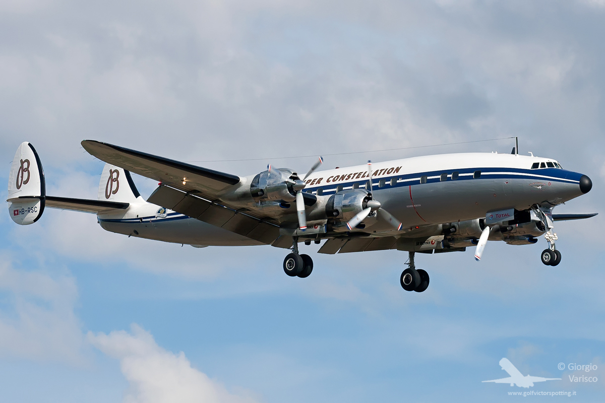The Breitling Super Connie. (photo by Giorgio Varisco)
