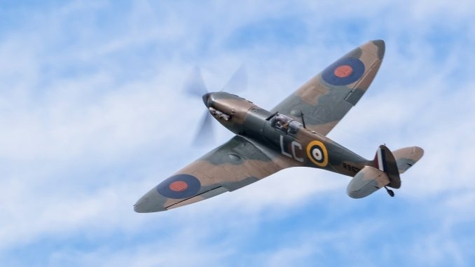 Dunkirk Filming The Aerial Scenes For The Epic Movie Warbirds News