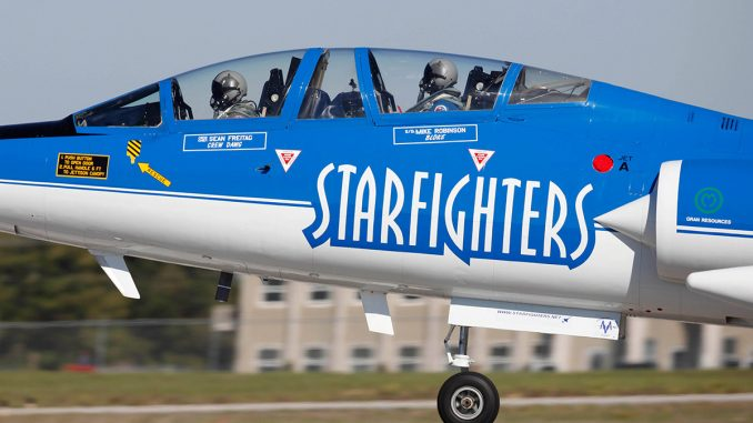 Starfighters Expands Access to F-104 Flight Training at