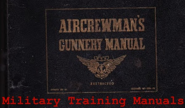 Military Training Manuals