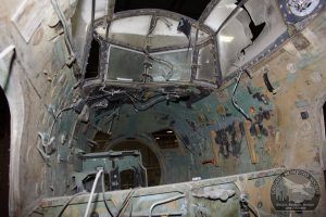 Interior of the Mosquito (Image Credit: Calgary Mosquito Society)