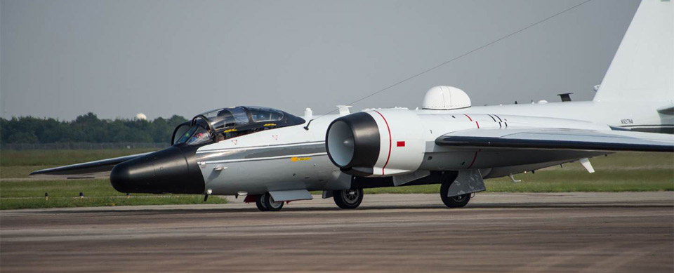 NASA WB-57F will make its first visit to EAA AirVenture Oshkosh.