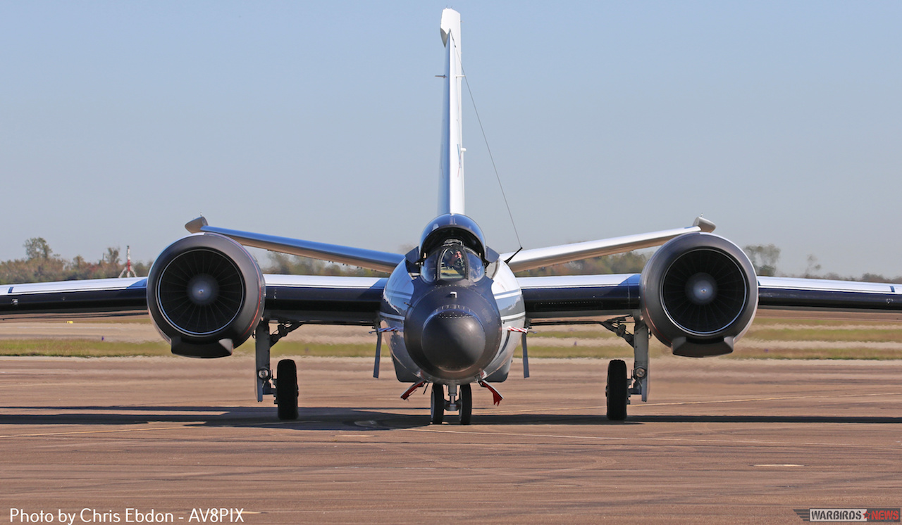 NASA WB-57_ Photo by Chris Ebdon - AV8PIX 20