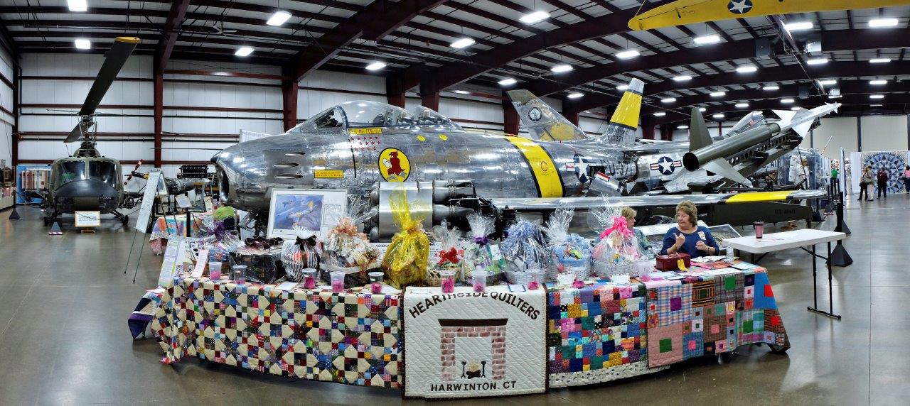 New England Air Museum_Quilt