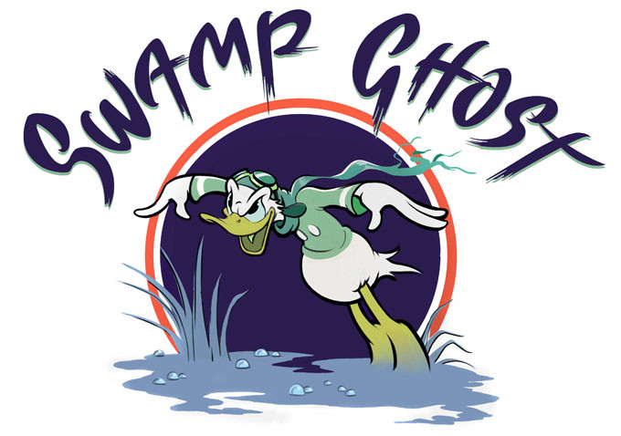 New Nose art for B-17 Swamp Ghost