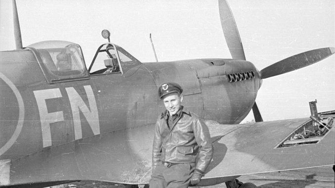 5f687461a692 Norwegian Spitfire Foundation Announce Restoration of Spitfire Mk.IX PL258