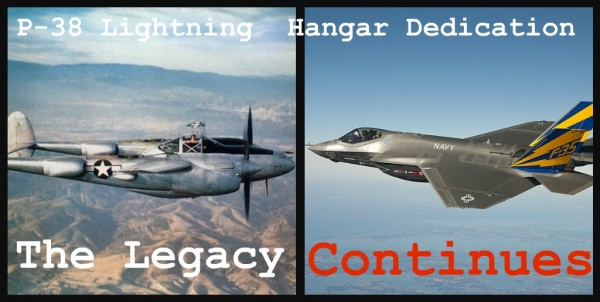 P-38 Lightning Hangar: The Legacy Continues.