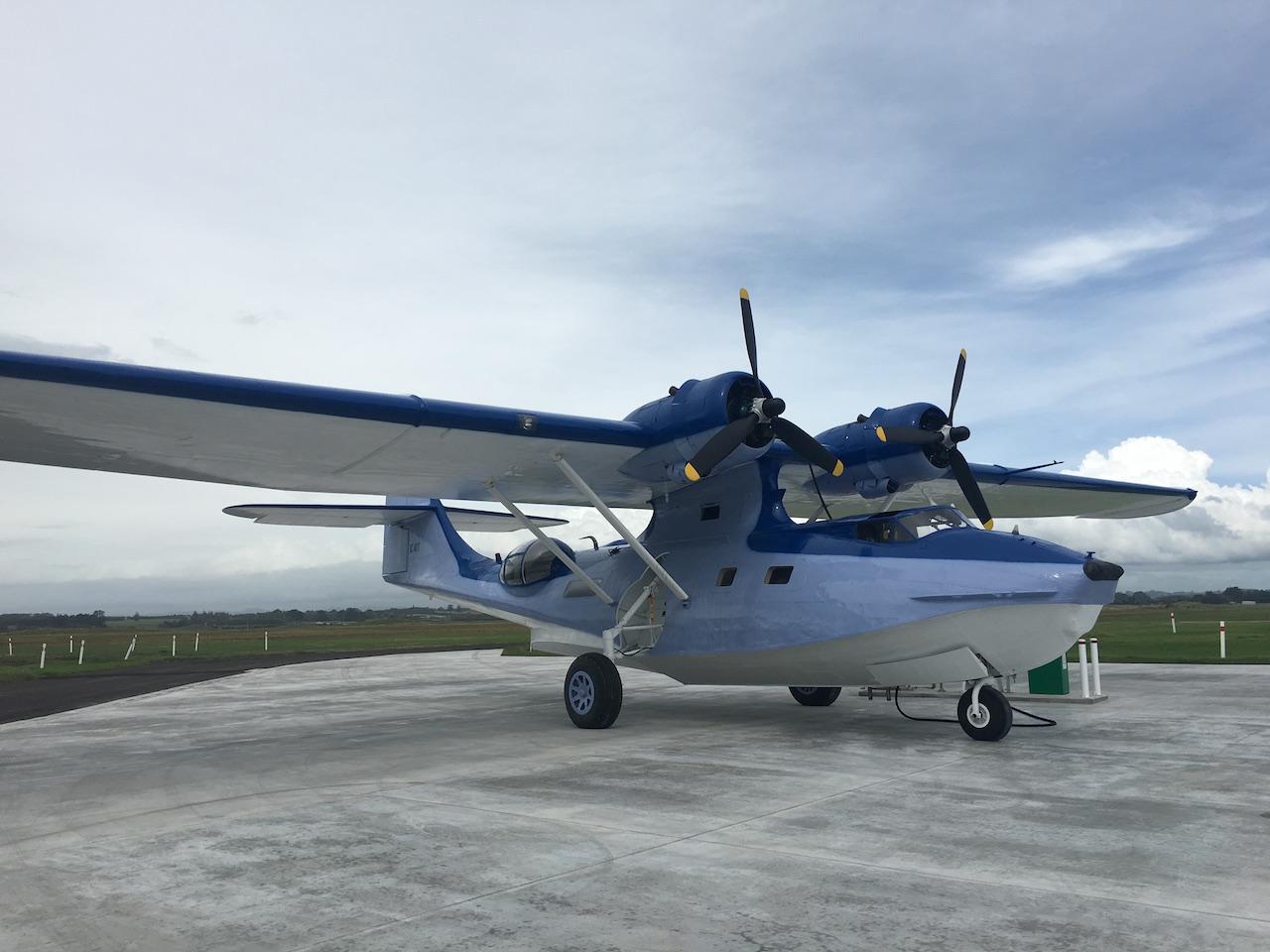 PBY Catalina_New Zealand