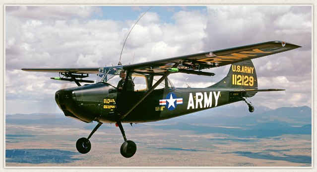 POF Cessna L-19 Bird Dog