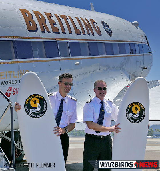 Promotional Photo For The Huntington Beach Airshow. copy