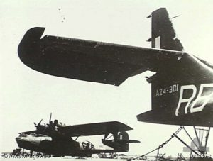 No. 42 Squadron was a Royal Australian Air Force (RAAF) mine laying and maritime patrol squadron of World War II.( Image credit Australian War Memorial)