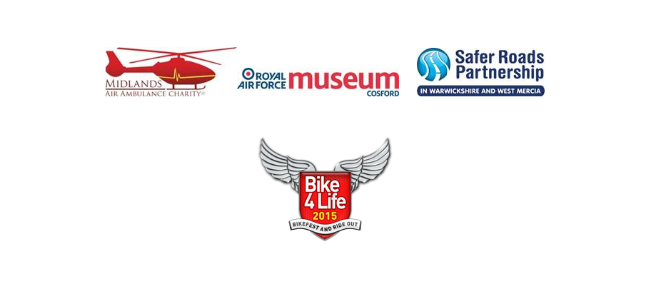 RAF Museum Bike4Life Ride Out and Festival