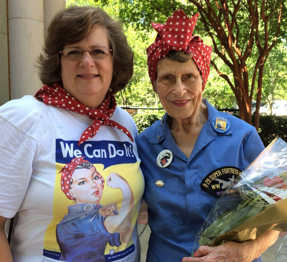Real Rosie the Riveter