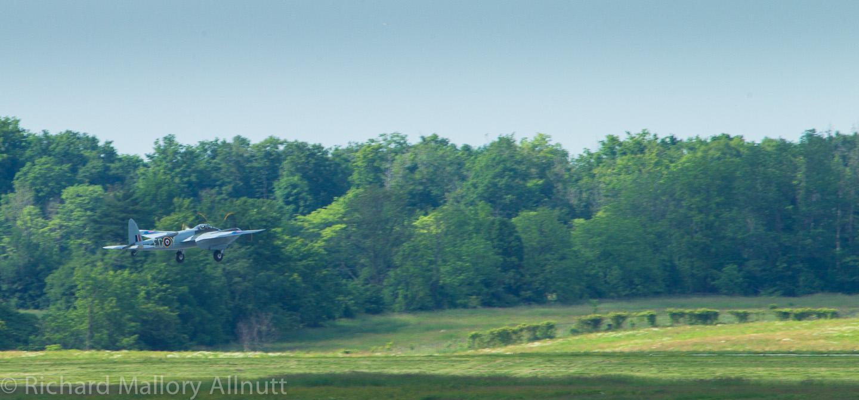 KA114 at Hamilton, Ontario in June, 2013. (photo by Richard Mallory Allnutt)