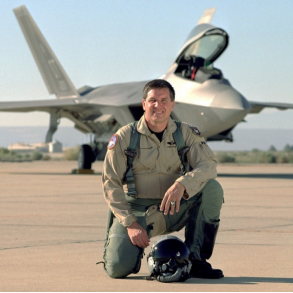 James Brown III, Experienced Test Pilot, to speak at Friday's NWOC Lunch