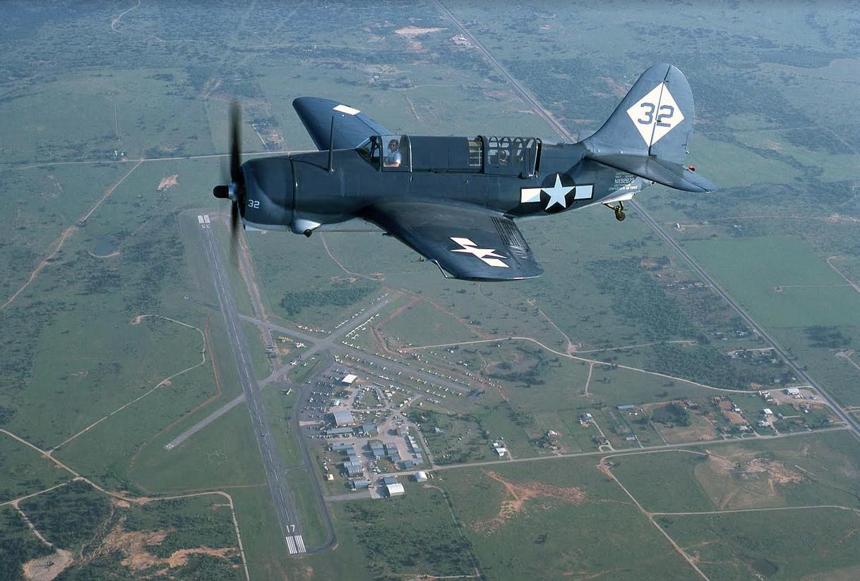 Breckenridge Returns! | Warbirds News