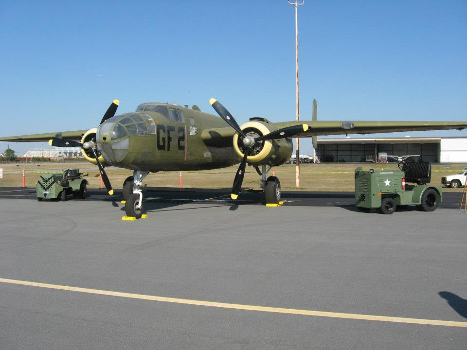 South Carolina Historic Aviation Foundation_B-25