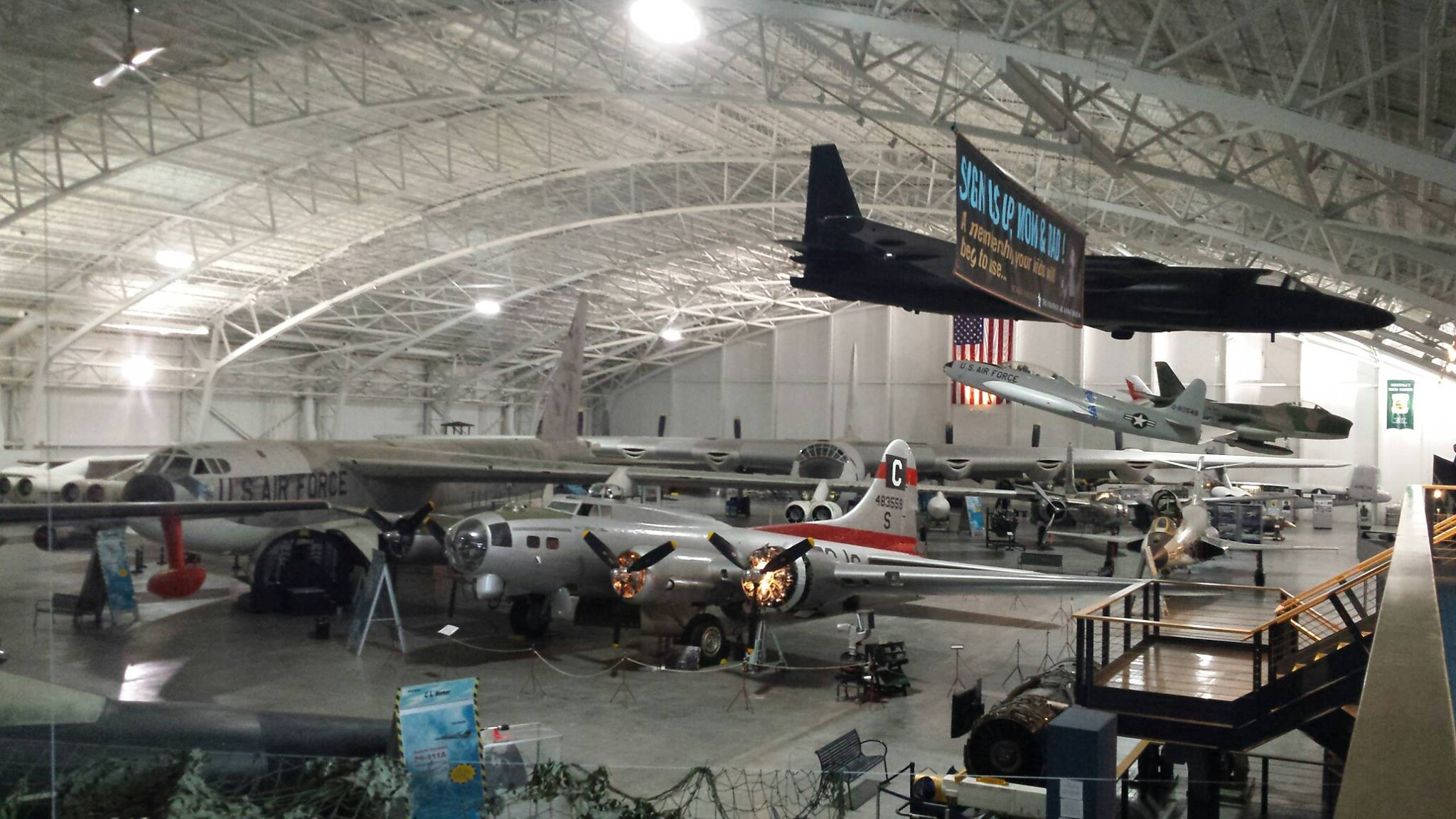 Strategic Air & Space Museum_2