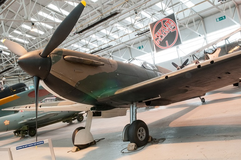 Supermarine Spitfire 1 (Photo '©Trustees of the Royal Air Force Museum')