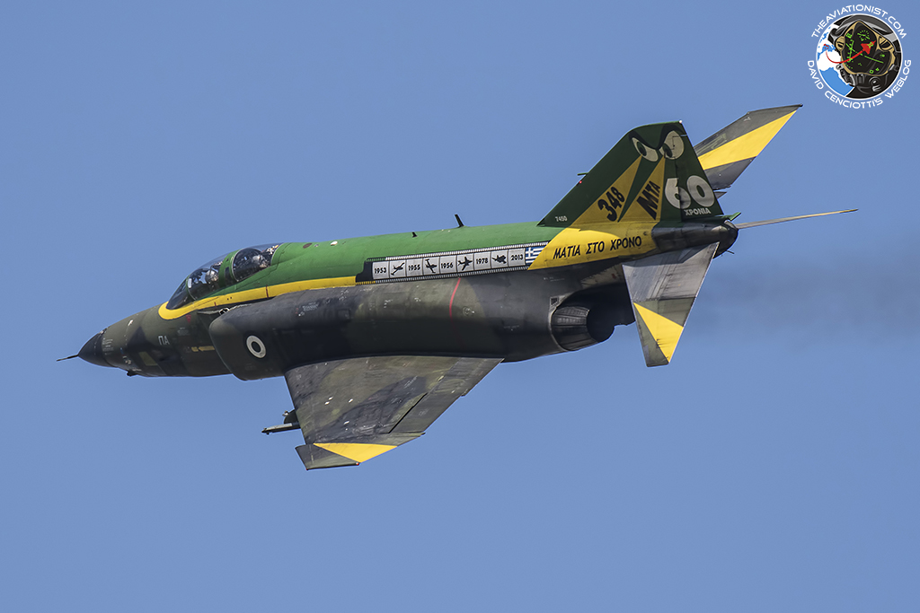 The 7450 was prepared in 2013 to celebrate the 60 years of 348 TRS and 40 years of Phantom operations._Larissa-_5