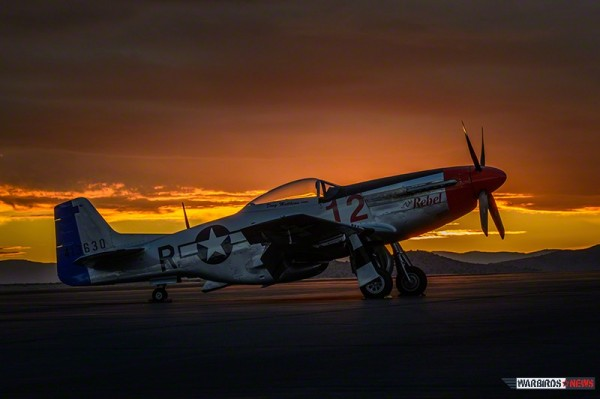 "Doug Matthews and Classic Fighters of America are the owners and operators North American P-51D Mustang ""The Rebel"" (Serial No. 44-84933) ( Image Credit Moose Peterson)"