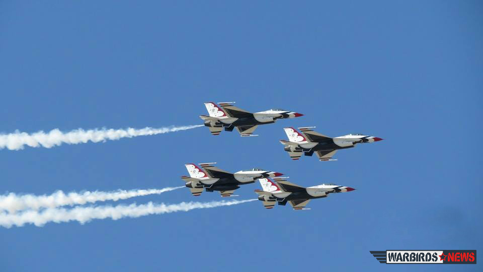 The Thunderbirds. (photo by Elena DePree)