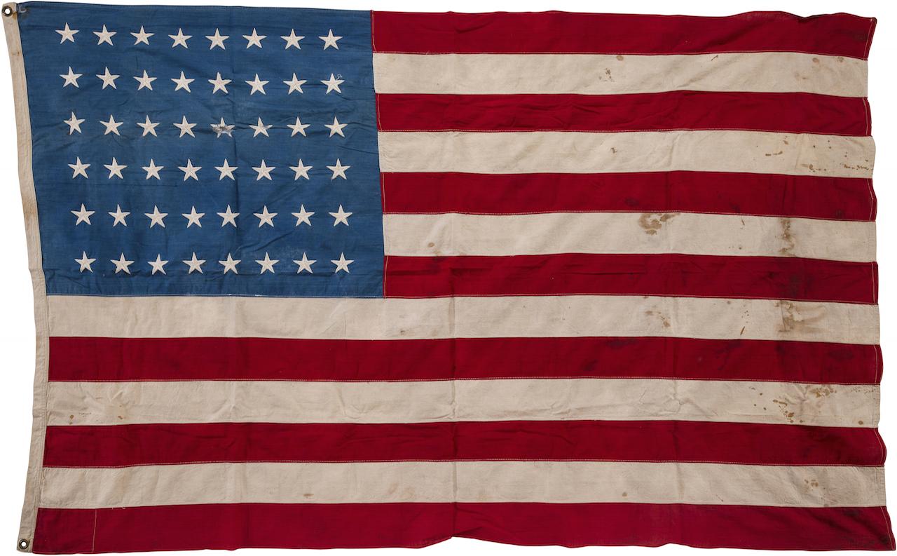 U.S. Flag WWII copy