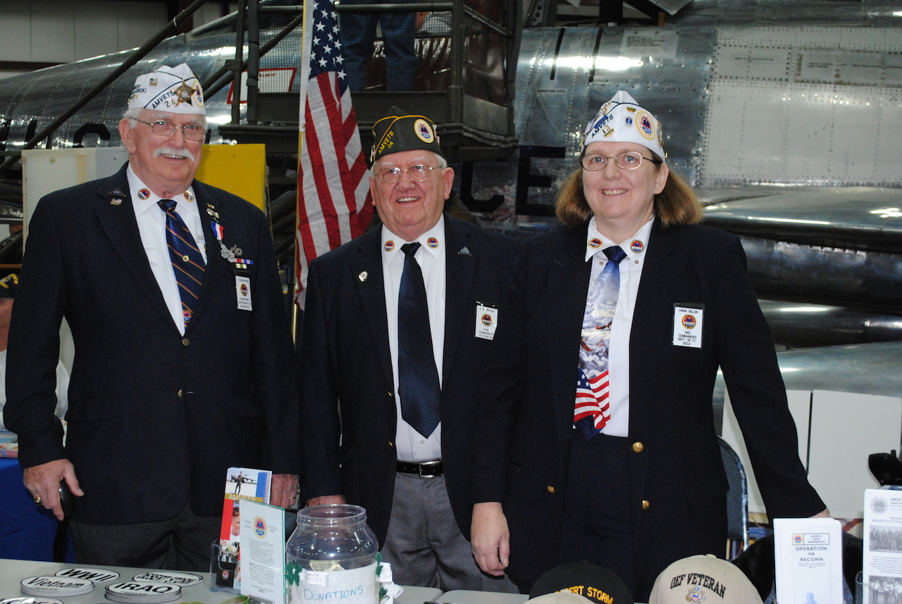 Veterans Day At New Englad Air Museum