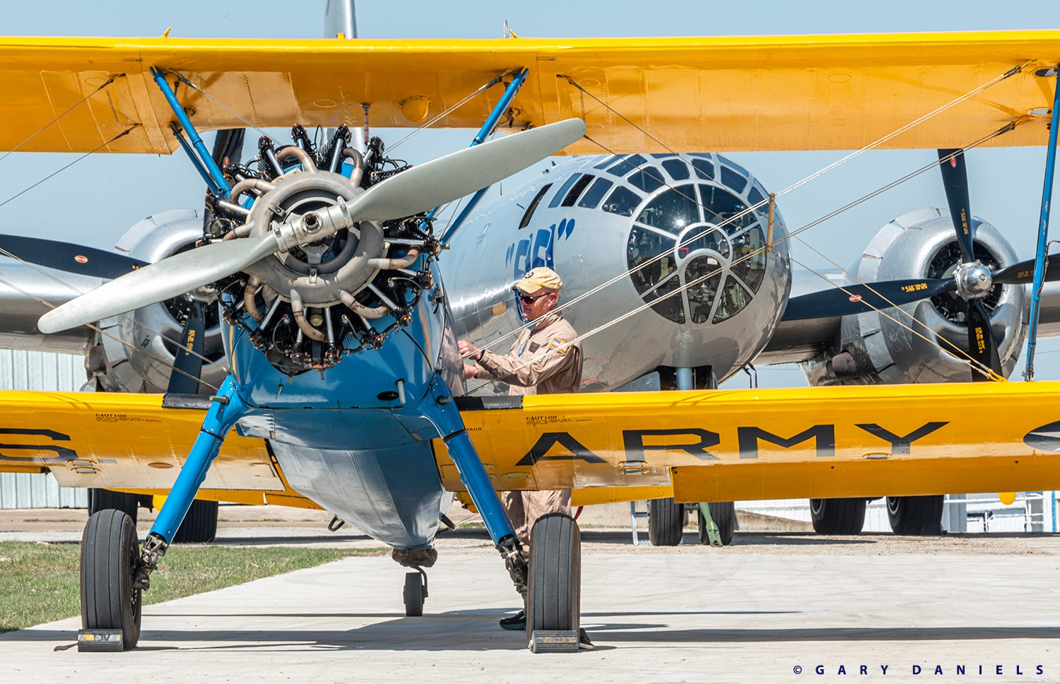 Vintage Flying Museum,TX_Photo by Gary Daniels_6