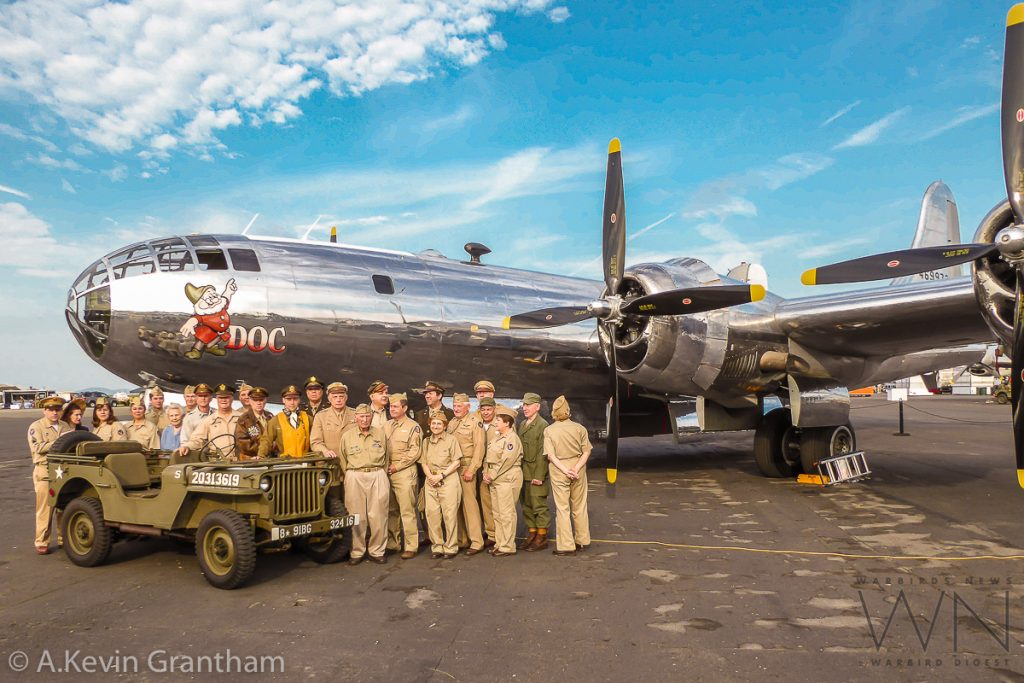 wwii weekend at the mid atlantic air museum air show report