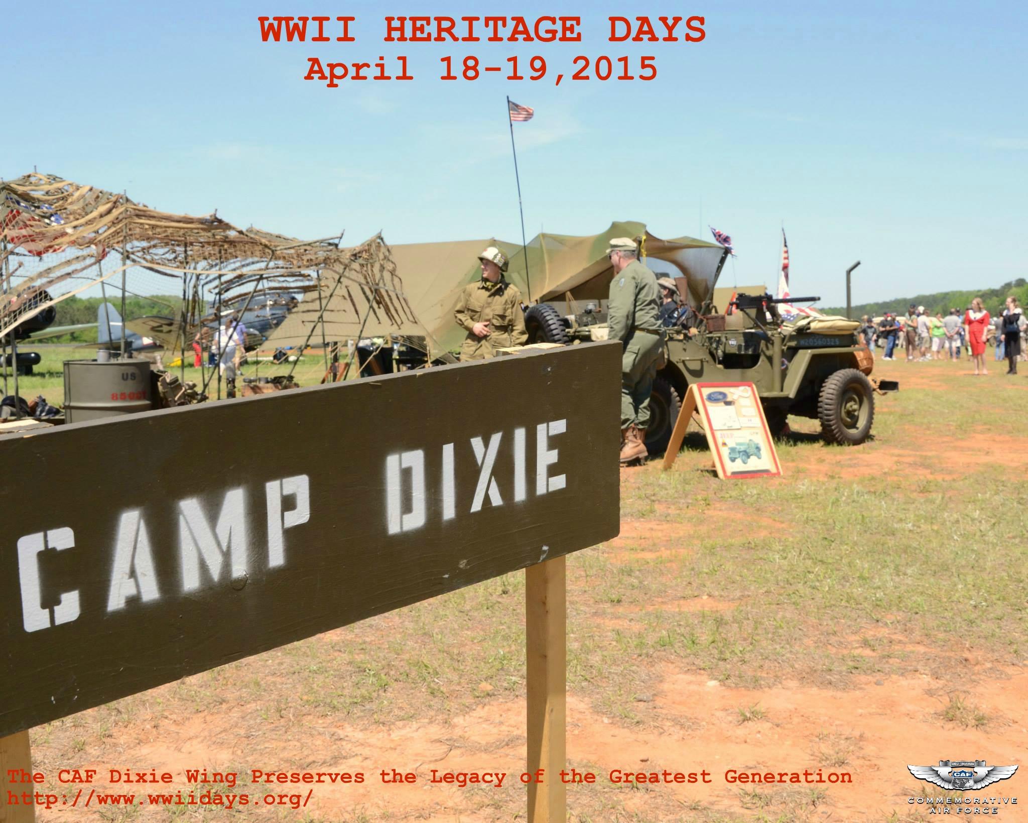 WWII Heritage Days