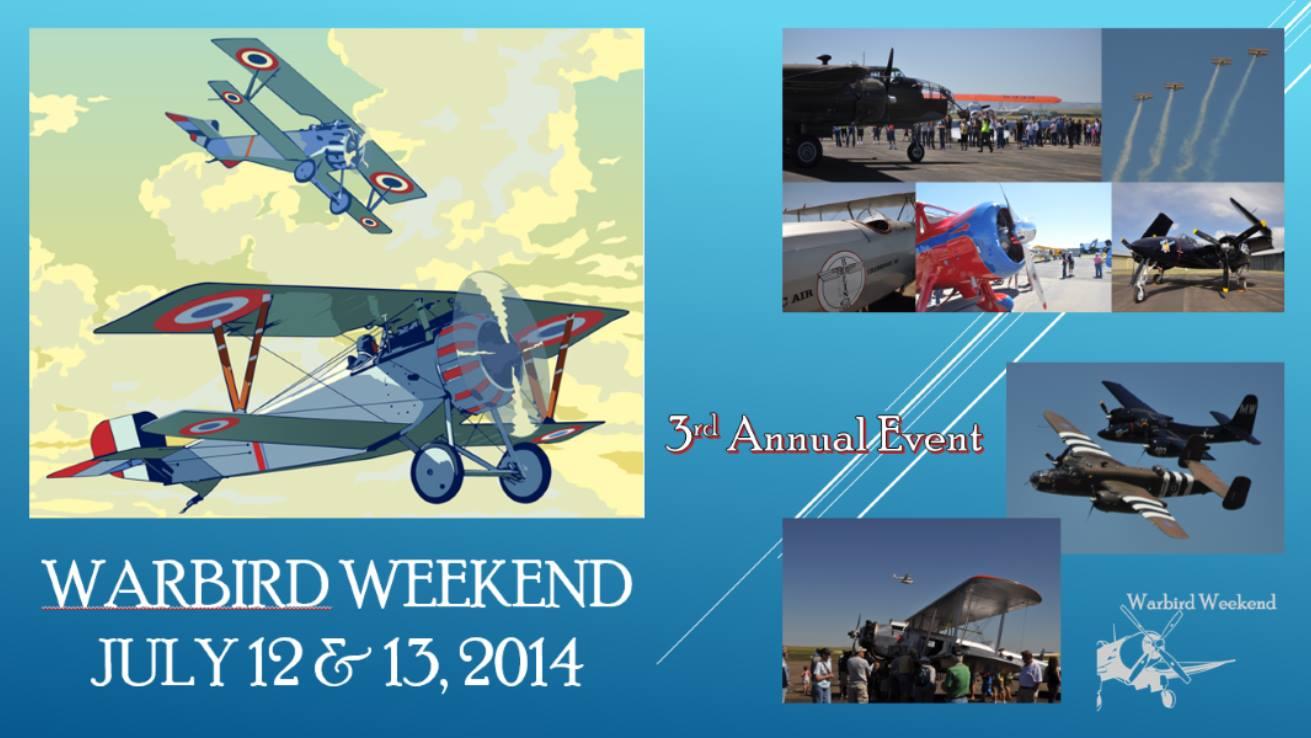 Warbird weekend