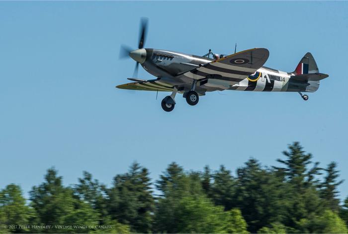 X Spitfire Mk IX TE294