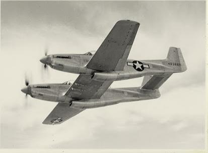 XP-82 Twin Mustang Restoration
