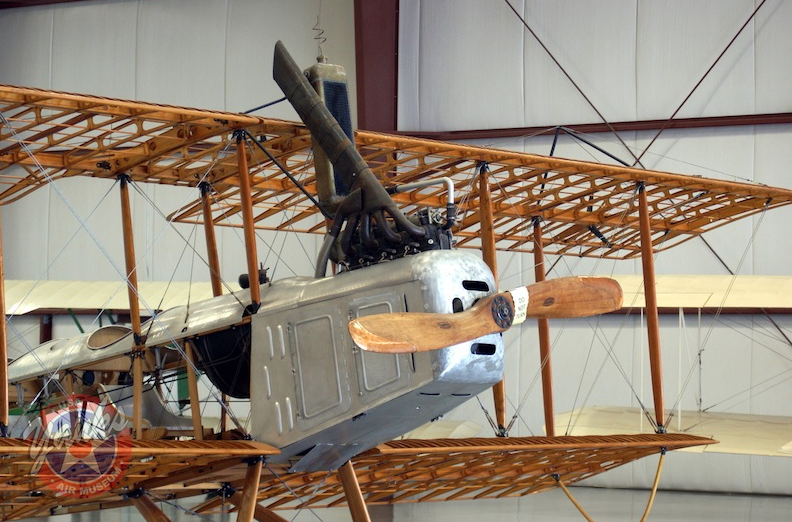 The Yanks Air Museum Curtiss 1C Jenny (JN-4D)