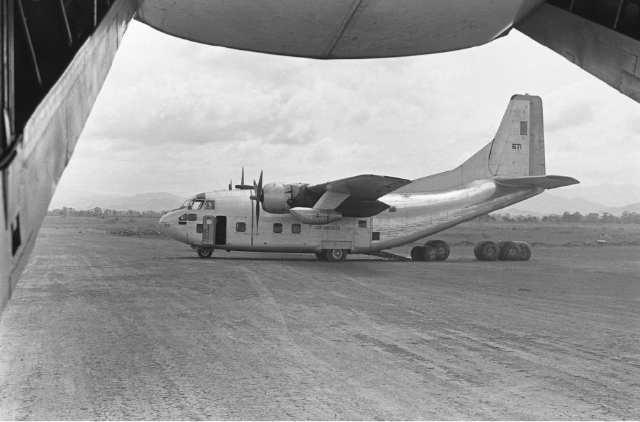 Air America, an airline secretly owned by the CIA, was a vital component in the agency's operations in Laos.