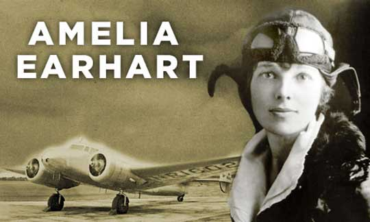 amelia-earhart-search