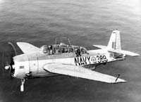 Navy 303 when flying with the Royal Canadian Navy ( Image credit Shearwater Aviation Museum )